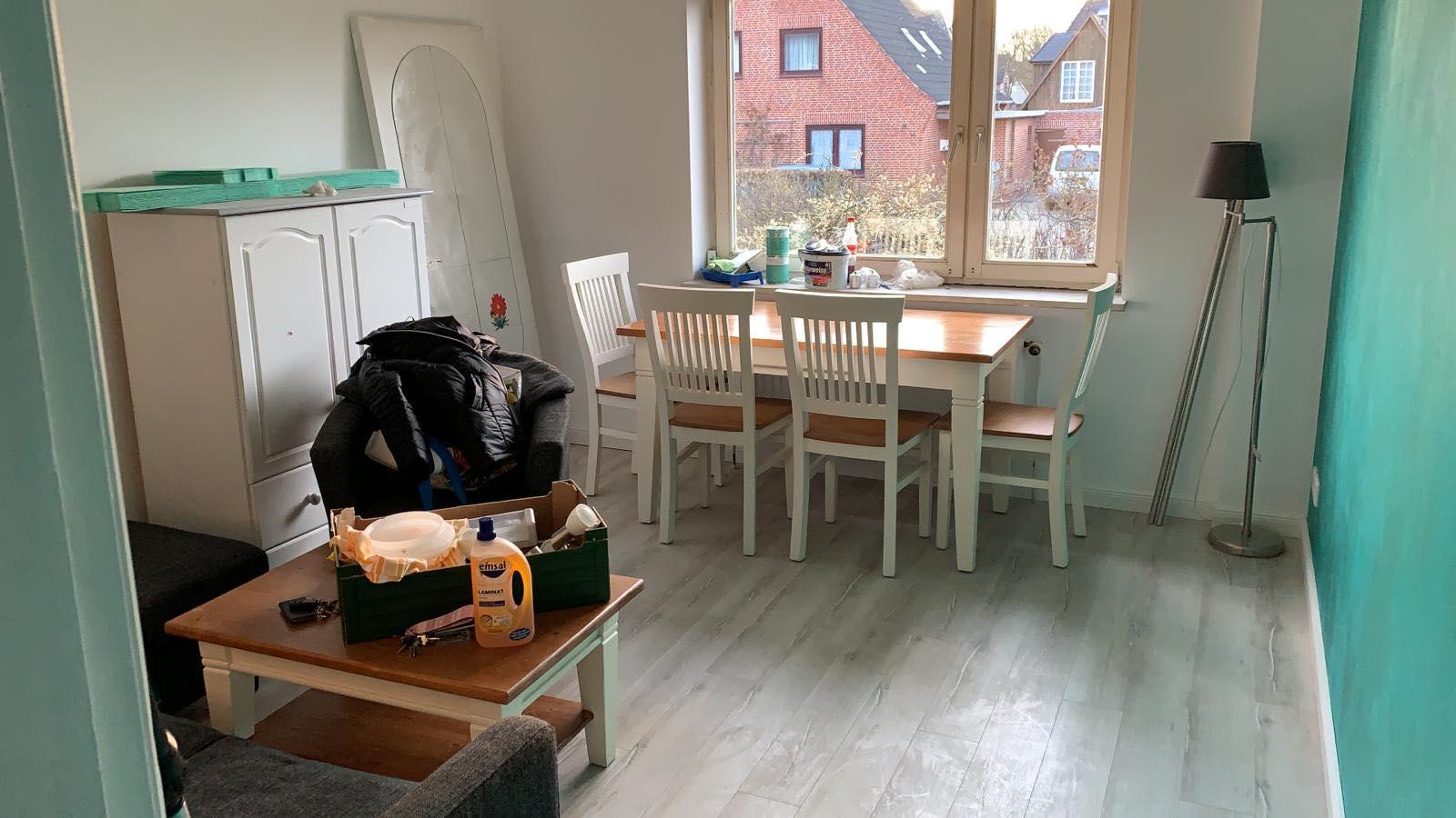 Eine schöne Wohnung für Mutter und Kind - Gesucht Gefunden
